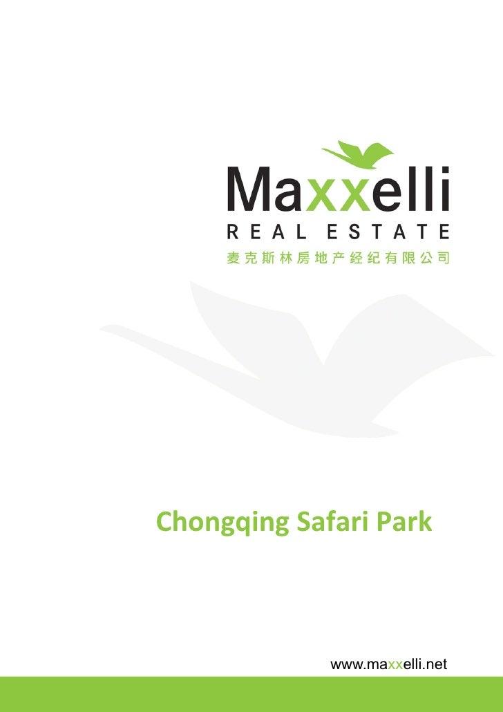 Chongqing Safari Park                 www.maxxelli.net