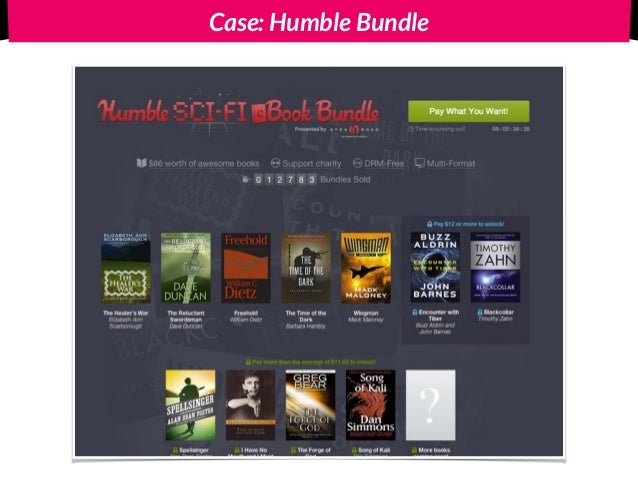 Case: Humble Bundle