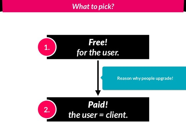 What to pick? Free!