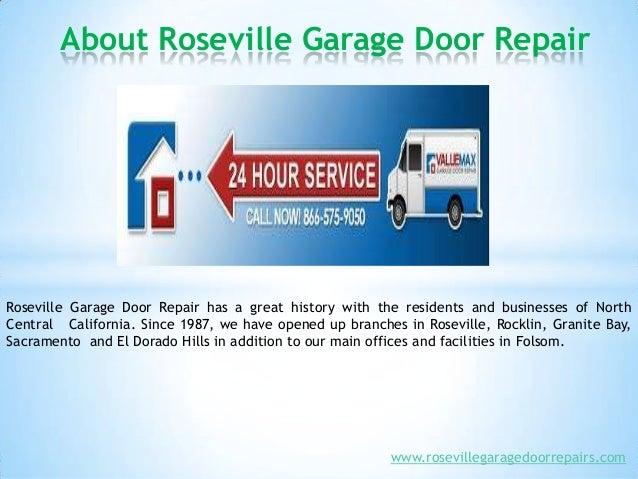 Choose roseville garage door repair for Garage door repair roseville
