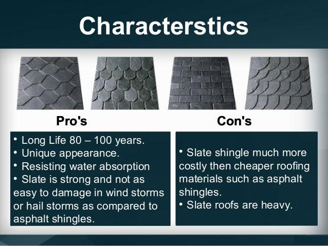 9. Characterstics  Material ...