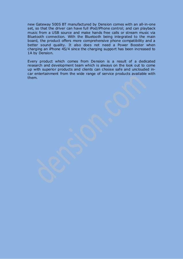 dension buy online phone compatibility with bluetooth car kit. Black Bedroom Furniture Sets. Home Design Ideas