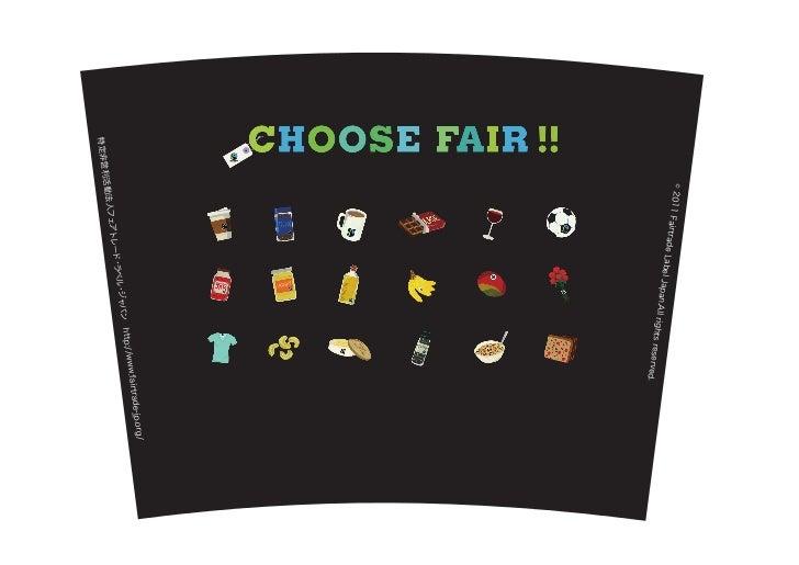 © 2011              Fairtrad                       e Label                               Jap an.All rig                   ...