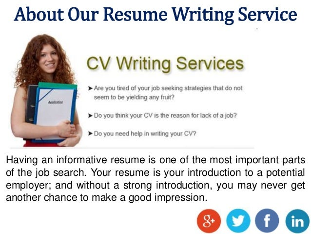 Choose Resume Writing Service At 9amjobs.com; 2.  Resume Writing Service