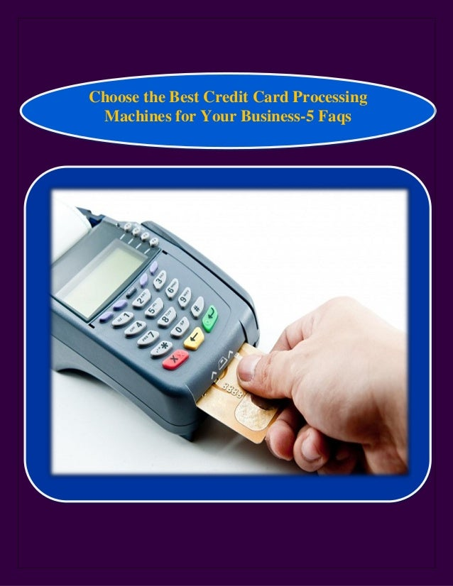 Credit Card Machine For Your Business Images - Card Design And Card ...