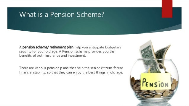 Choose The Best Pension Plan For A Secure Future 2