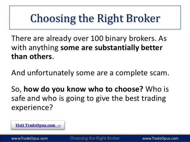 how to choose cryptocurreny broker