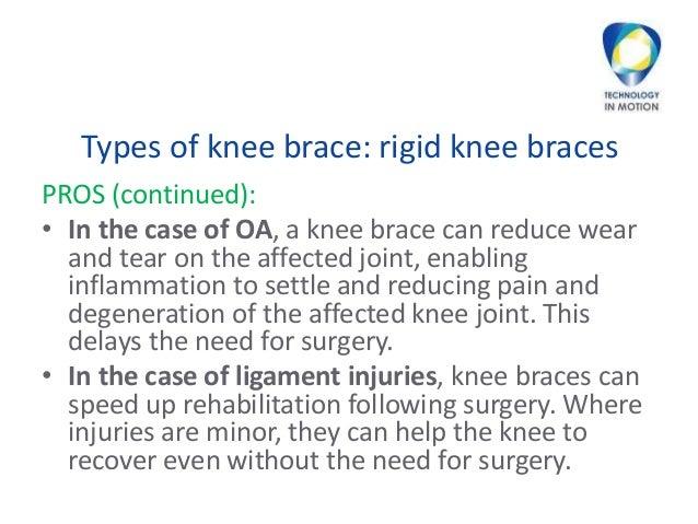 Choosing a Knee Brace
