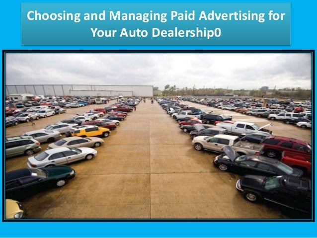 US Dealer Licensing | Managing Paid Advertising for Your