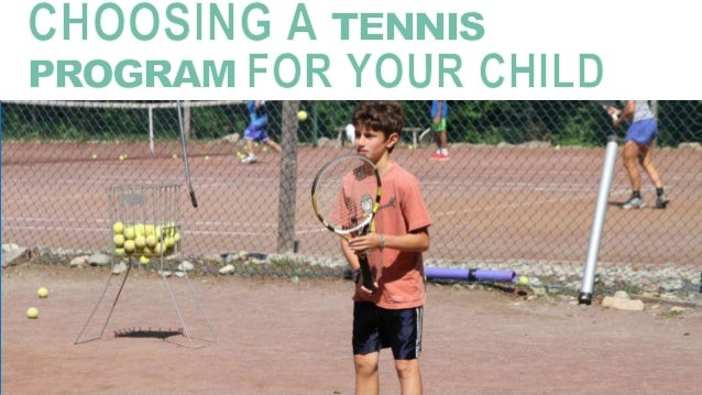 Tennis is known as a lifetime sport because children who learn to play tend to continue strengthening their skills through...