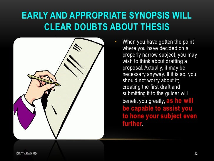 Thesis topics for medical technology students