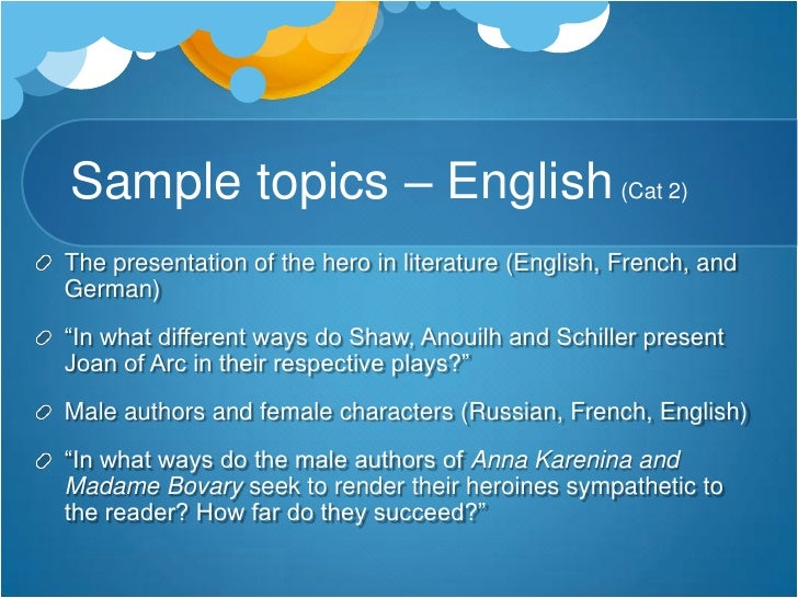 essay topics on madame bovary