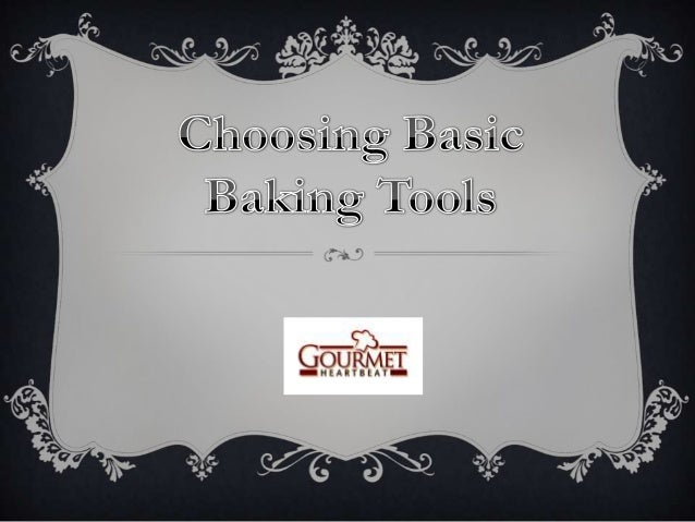 When following certain recipes or cooking    videos, measuring may not be absolutely    necessary. But for baking success,...