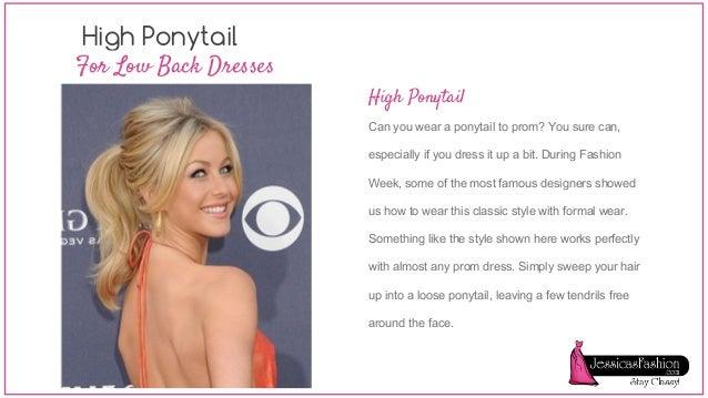 Formal Dress Hair