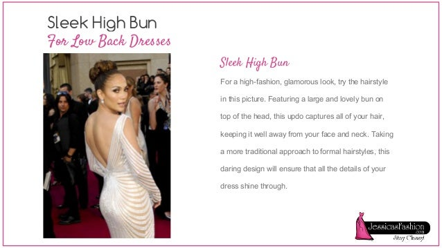 High Low Dresses for Prom Hairstyles