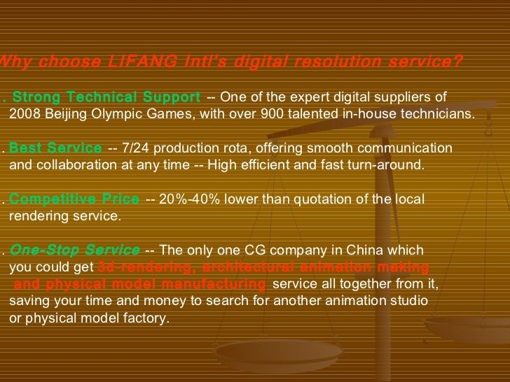 WhychooseLIFANG Intl'sdigitalresolutionservice?1. Strong Technical Support -- One of the expert digital suppliers of ...