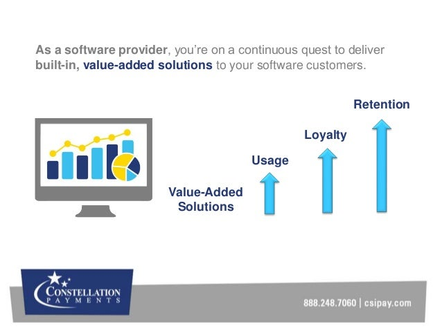 Selecting the Right Payment Technology Partner for Your Software Business Slide 2