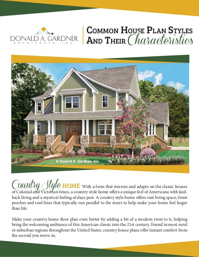 American Dream Home House Plans