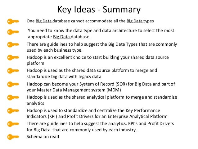 Critical Success Factors - Summary Validate the data being collected has business value. The date time format must be stan...
