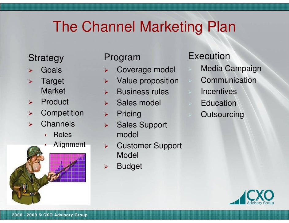 Choosing The Right Sales Strategy – What is Channel Sales