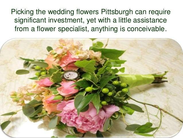 Picking The Wedding Flowers