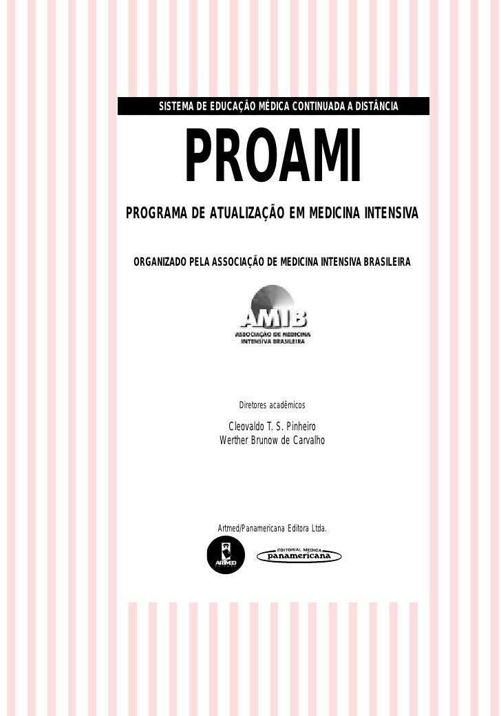 3                                                                    PROAMI SEMCAD       SISTEMA DE EDUCAÇÃO MÉDICA CONTIN...