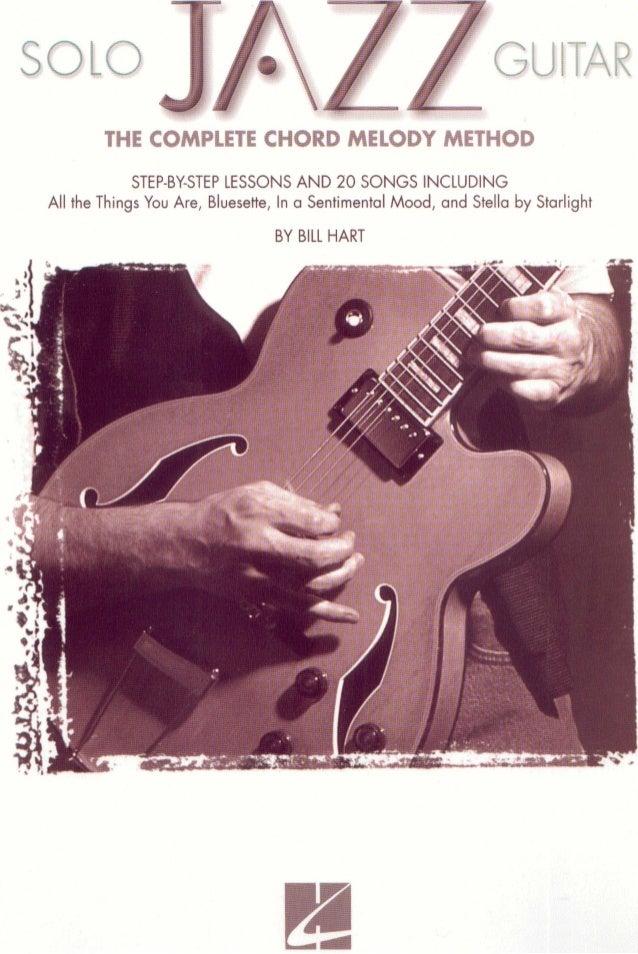 Chord Melody Method Bill Hart