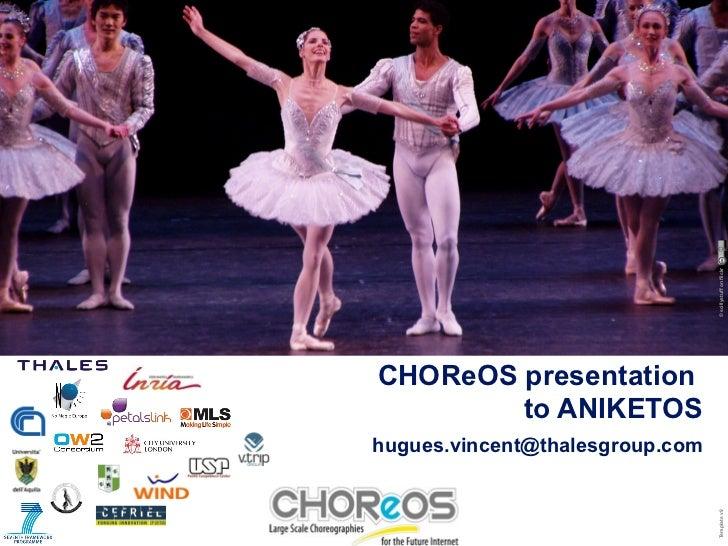 © scillystuff on flickrCHOReOS presentation        to ANIKETOShugues.vincent@thalesgroup.com                              ...
