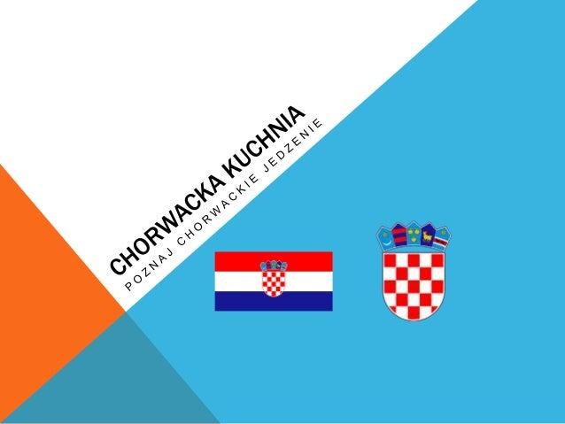 Chorwacka Kuchnia