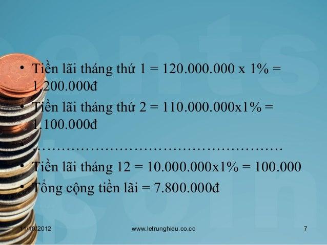 Vay theo lương chuyển khoản – Vietinbank