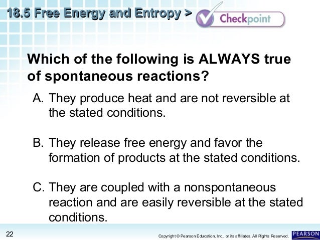 how to write a nonspontaneous reaction