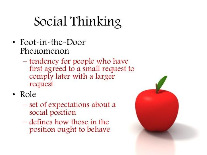 Chp 18 Social Psych