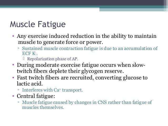 muscle physiology, Muscles