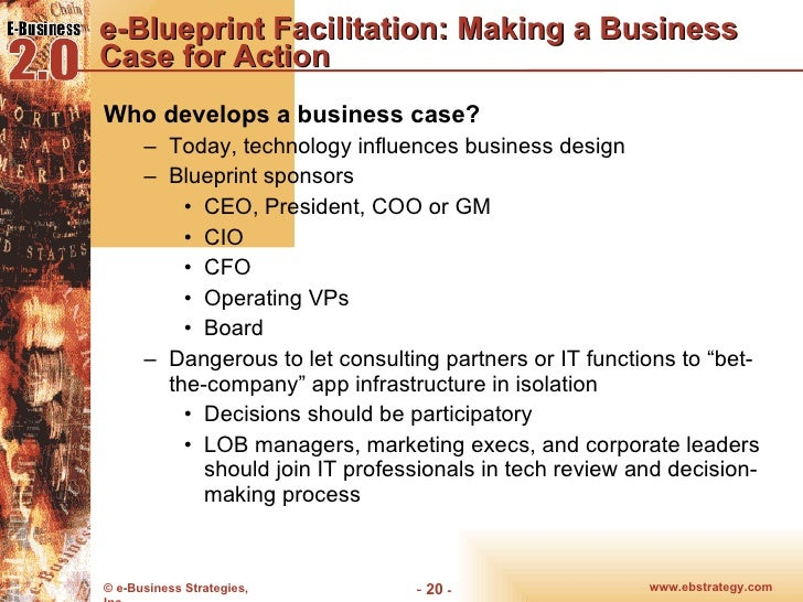 Chp13 e blueprint blueprint business case projects in pipeline customer pain competition 20 malvernweather