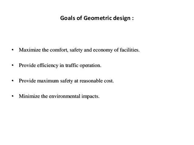 GEOMETRIC DESIGN OF HIGHWAY Slide 3