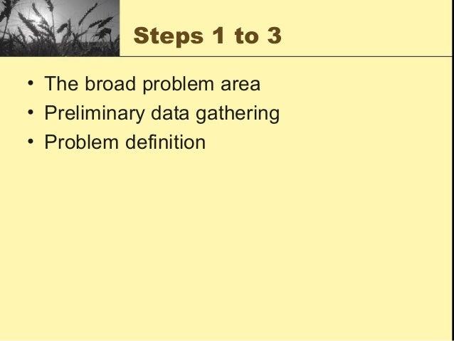 Analyze Sekaran Process Opinions