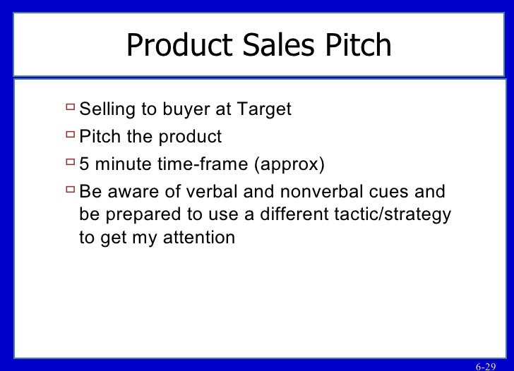 chp 6 sales knowledge ppt