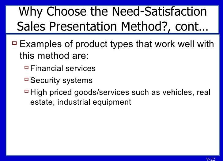 chp 9 sales preso methods ppt