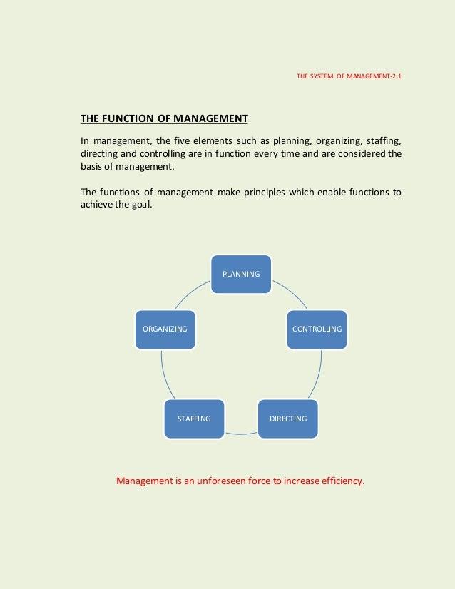 principleof management Principle of management project report  principle of management project report.