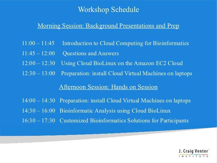 CHPC Workshop Morning Session Slide 2