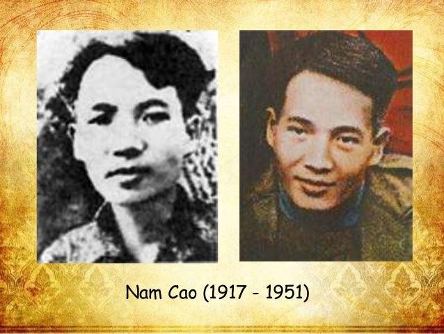 Nam Cao (1917 - 1951)