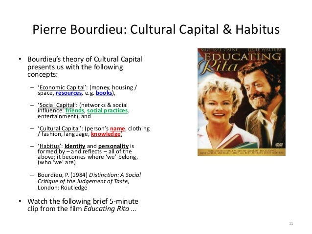 the theories of pierre bourdieu Feminist theory and pierre bourdieu's sociology of culture toril moi  feminism as critique eminist theory is critical theory feminist critique is  therefore.