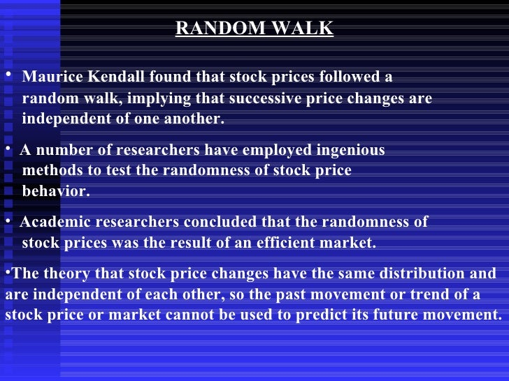 the efficient market hypothesis empirical evidence Testing the weak-form efficiency market hypothesis: evidence from nigerian  stock market gimba stock markets, most empirical studies have focused on the.