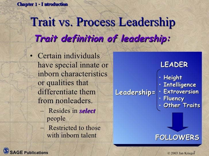 assigned versus emergent leadership When identifying emergent leaders, regardless of whether a leader was assigned or not, group members consider perceived amounts of communication, intelligence, and encouraging and authoritarian behaviors.