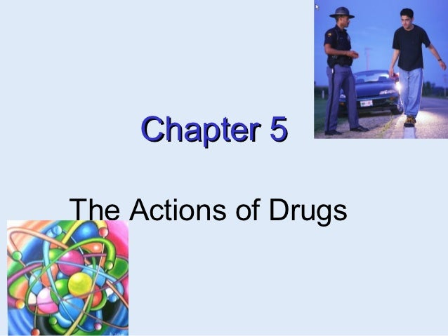 Chapter 5The Actions of Drugs