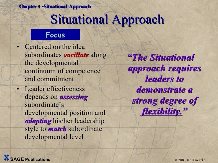 Definition of Supportive Leadership Style