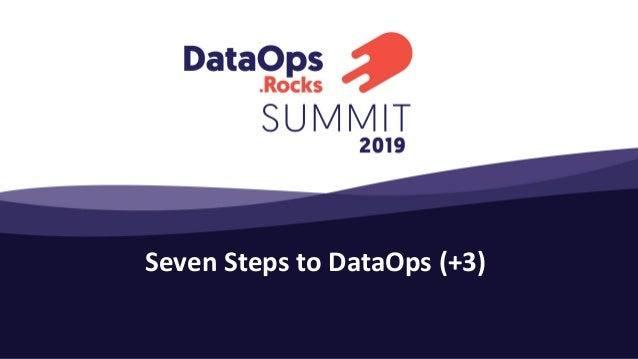 Seven Steps to DataOps (+3)