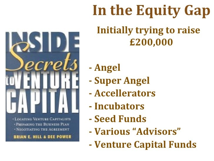inside secrets to venture capital hill brian e power dee