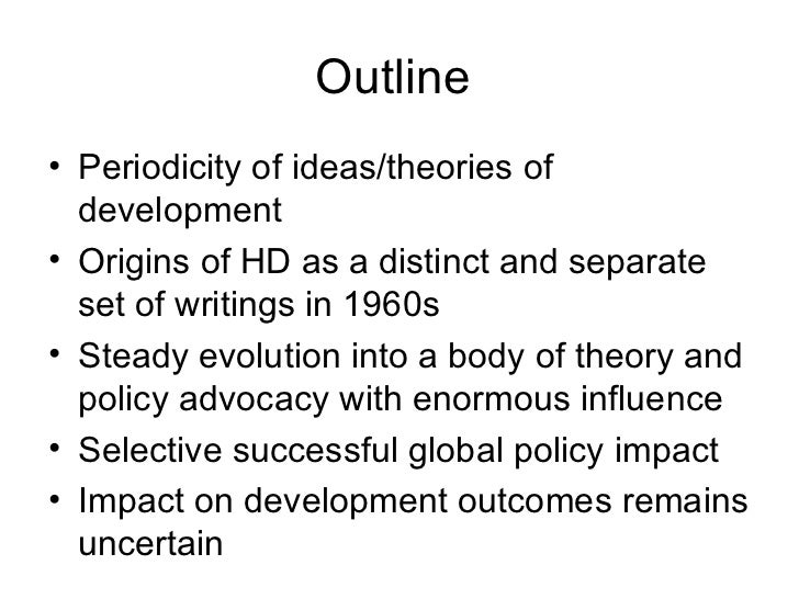 the dominant paradigm Examines various influences on the dominant paradigm that ruled intellectual definitions of development through the late 1960's chronicles the emergence of a newer conception of development which implies a different role for communication than the usual top-down development approach of the past .
