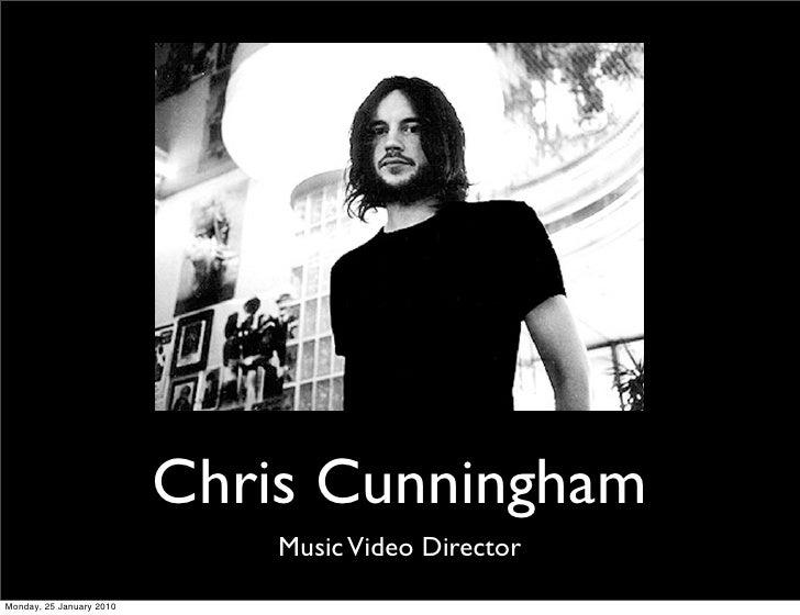 Resultado de imagen para chris cunningham musical videos